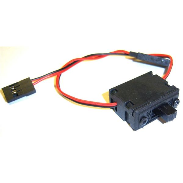 Universal (FUTABA/JR) receiver on/off Switch