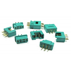 Multiplex MPX Connector Set (10 Pairs)