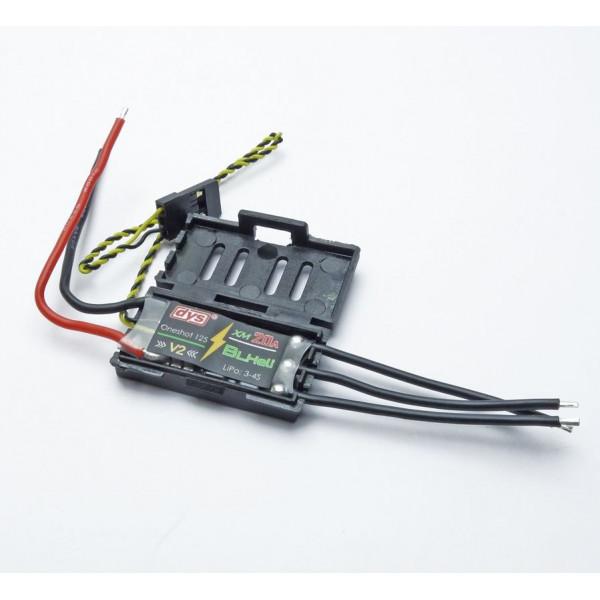 DYS XM20A V2 Multirotor 3-4S E.S.C. Speed Controller for High KV motors