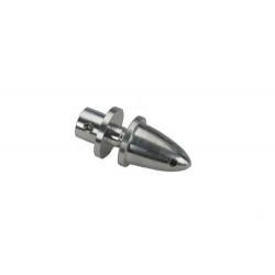 Prop Adapter to suit 3mm Motor Shaft Grub Screw