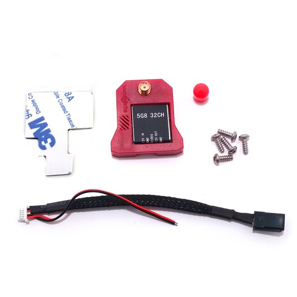 5.8Ghz FPV Transmitter 20-200mW For Emax Nighthawk (discontinued)