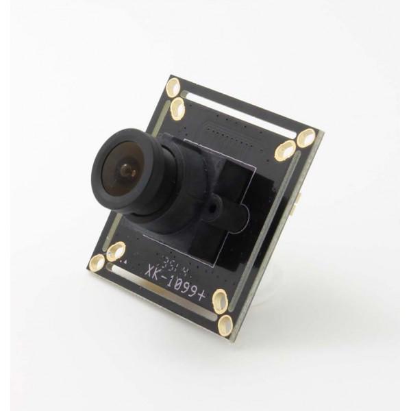 1/3-Inch CMOS FPV Video Camera (PAL) 800TVL