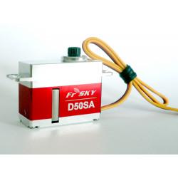 Frsky C1620 (D50SA) SBUS HV Digital Servo 6.5kg/.06sec/35g