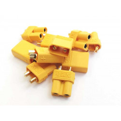 XT30 Connectors 10 pairs (20pcs)