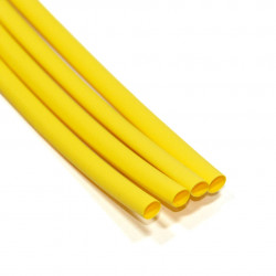 4mm Heatshrink Yellow