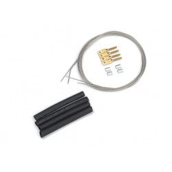 Pull / Pull Steel Wire Control Set - 1mm X 1m