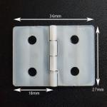 10 Nylon Hinges 27x36 (10pk)