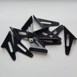Metal Horns L31xH30mm (10pk)