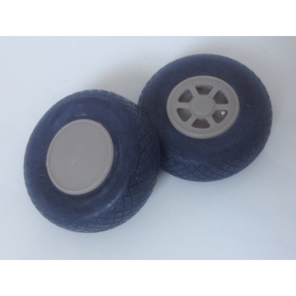"Scale Wheels 2.75"" (Pair)"