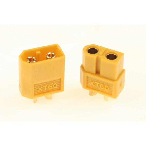 XT60 Connectors 5 pairs (10pcs)