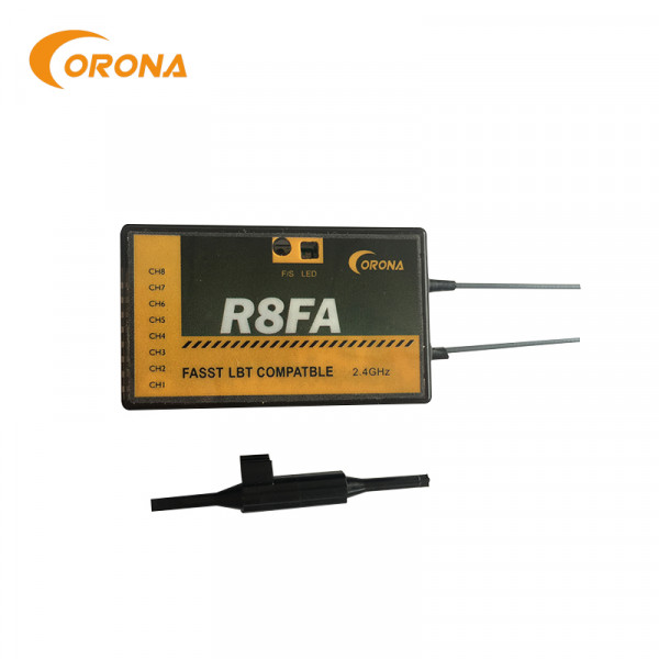 Corona R8FA FASST LBT Futaba compatible