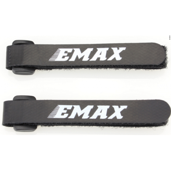 2pcs EMAX LiPo Battery Strap with Buckle 250mm 12x250MM