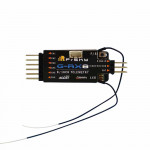 FrSky G-RX8 8/16CH ACCST PWM SBUS Receiver with Vario and Baro Sensors - EU