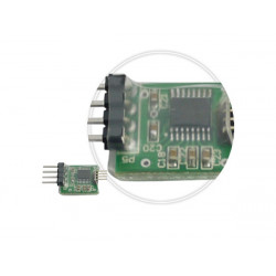FrSKY ACCST 2.4GHz TX Module & Receiver Upgrade Lite Adapter (FUL-1)
