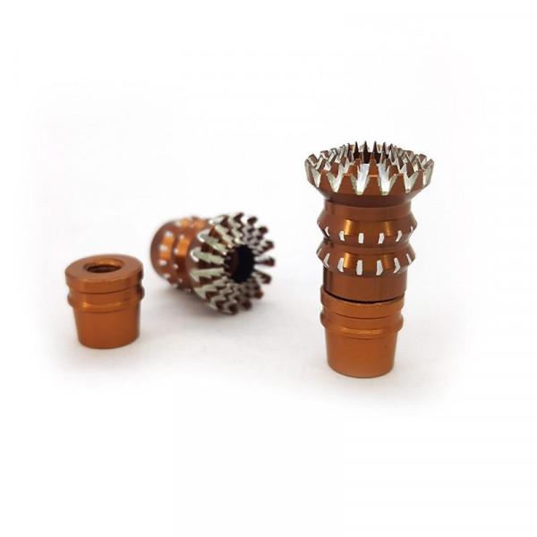 Frsky Gimbal Stick Ends - Lotus style design
