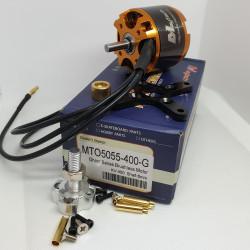 Maytech 5055 400kv Brushless Outrunner Motor 6-12S