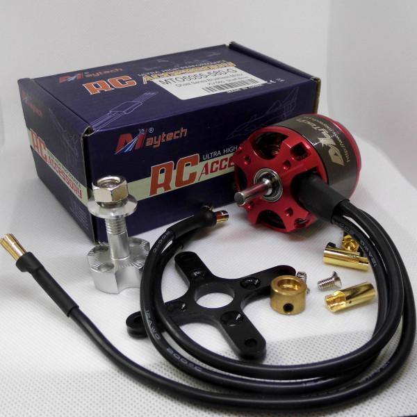 Maytech 5055 580kv Brushless Outrunner Motor