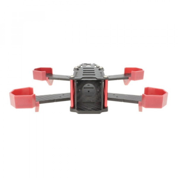 Nighthawk 200 Carbon Fibre Kit - 3mm Quadcopter frame.