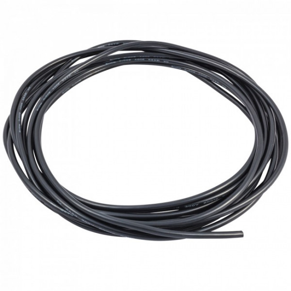 Silicone Wire 18 AWG Black