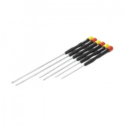Extra Long Precision Screwdriver Bit Set 6pce