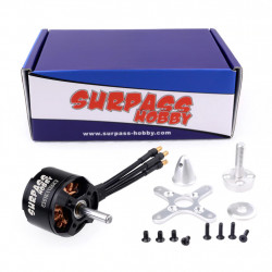 Surpass Hobby C3530 1100kv Brushless Outrunner Motor