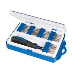 Precision Screwdriver Bit Set 31pce
